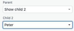 Beispiel für ein benutzerdefiniertes Feld