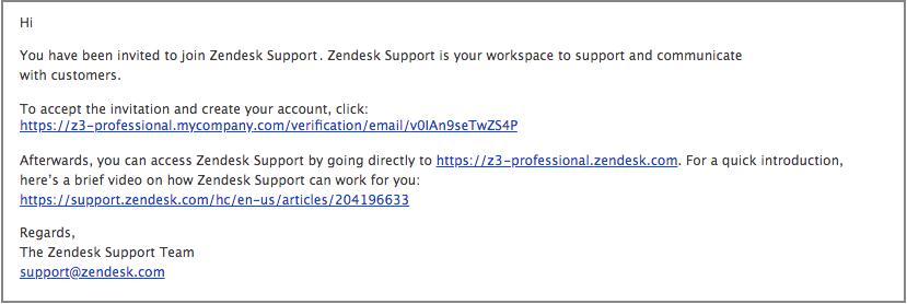 2bea17a9 Diese E-Mail müsste sich im Posteingang zu der E-Mail-Adresse befinden,  unter der Sie sich für Ihr Zendesk-Trial registriert haben.