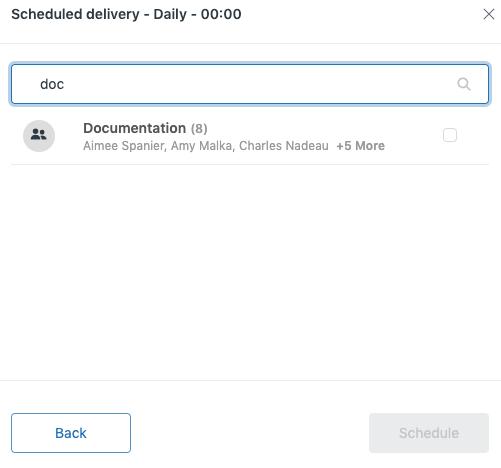 Delivering dashboards by email – Zendesk help