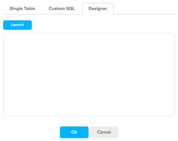 Selecting Multiple Tables From A Database Connection Bime