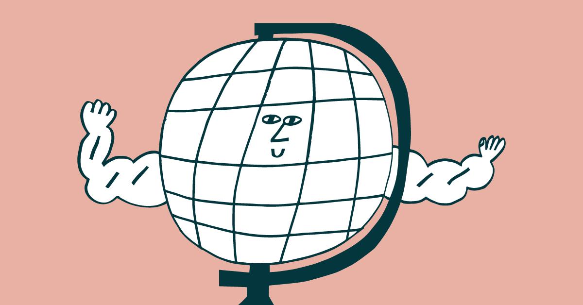Graphique Globe