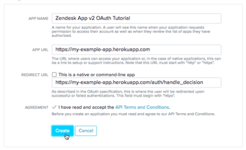 Adding OAuth - Part 3: Managing the authorization flow
