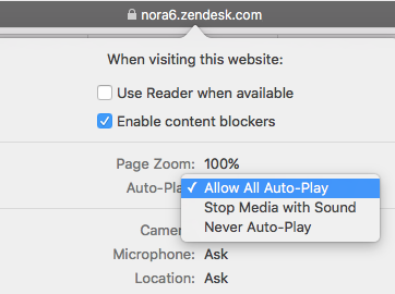 Editing your chat notification settings – Zendesk help