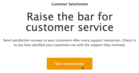 Using csat professional and enterprise zendesk support zendesk support is now set up to send your end users the customer satisfaction rating email enabling this also creates a new automation called request altavistaventures Images