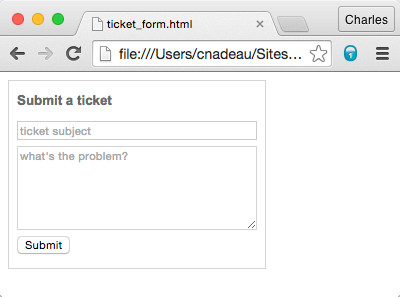 Building a custom ticket form with the Zendesk API – Zendesk