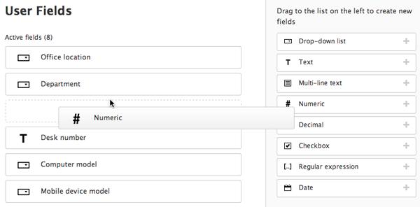 Adding custom fields to users – Zendesk help