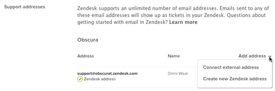 Enabling automatic ticket creation for your Gmail inbox – Zendesk help