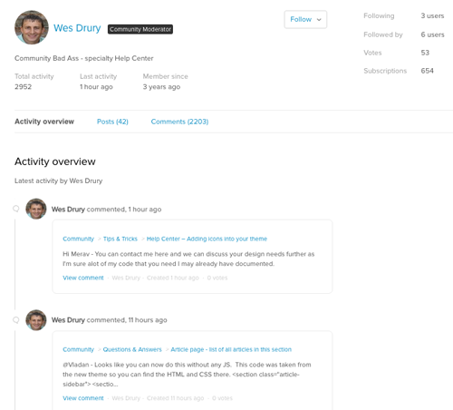 enabling profiles in your help center guide professional zendesk