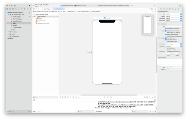 Quick start - Support SDK for iOS – Zendesk Develop