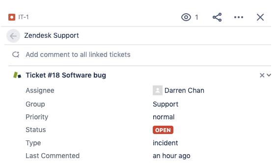 Using The Zendesk Support For Jira Integration Zendesk Support