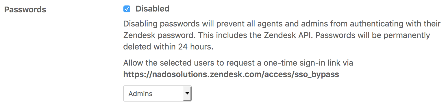 Enabling JWT (JSON Web Token) single sign-on – Zendesk help