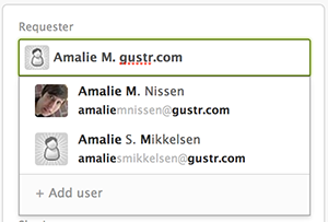 Creating a ticket on behalf of the requester – Zendesk help