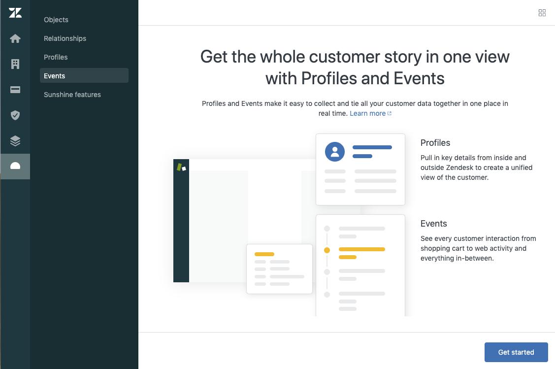 Enable Profiles API