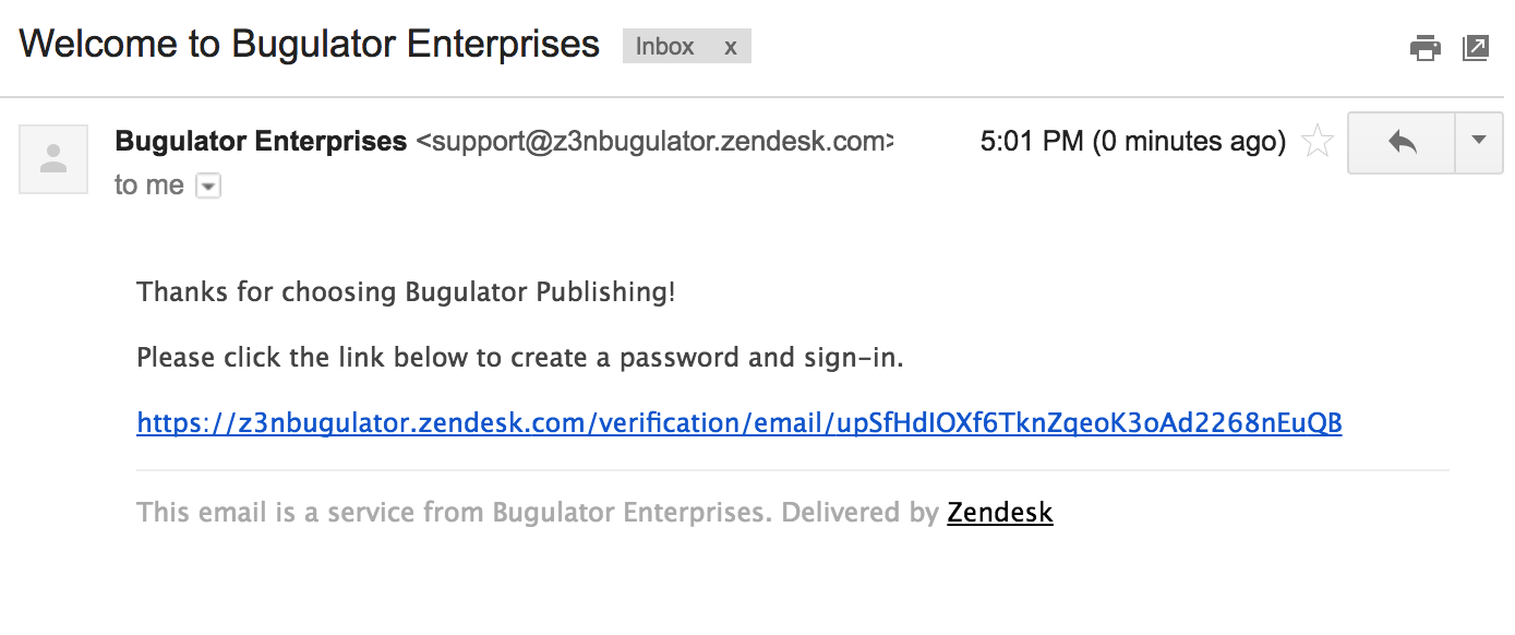 Configuring End User Access And Sign In Zendesk Support